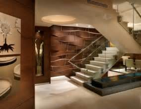 Wall Stairs Design High Desert Design Council Modern Staircase