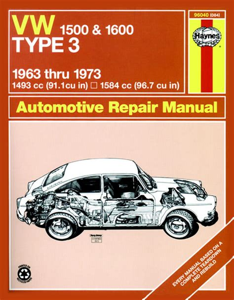 car repair manuals online free 1991 volkswagen type 2 spare parts catalogs haynes manual vw type 3 1963 1973 up to m
