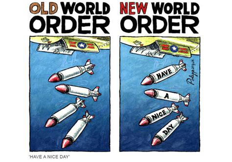 American Power And World Order new world order