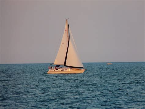 through the water and the a boat sailor s story books sailing boat boot water sail sea see domain