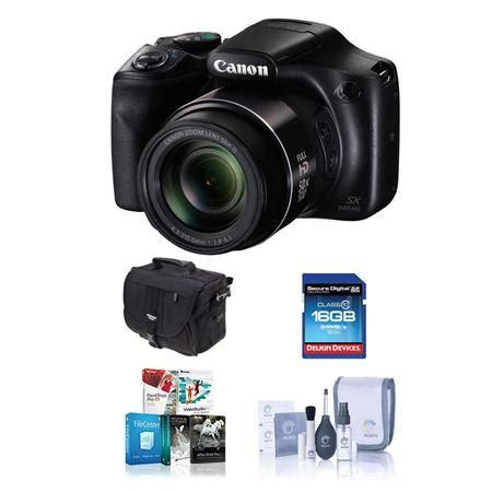 canon powershot sx540 hs digital camera and free