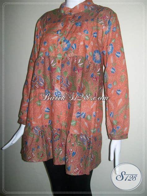 Model Baju Quiksilver blouse batik silk blouses