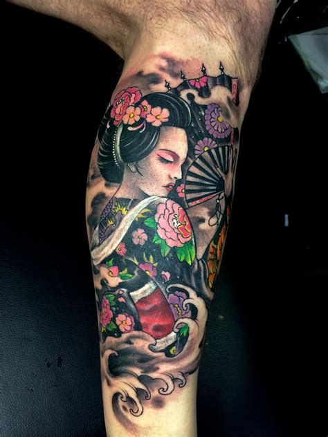 my geisha tattoo pictures to pin on pinterest tattooskid