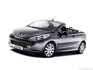 Peugeot Coupe Convertible Peugeot 206 Convertible Image 36