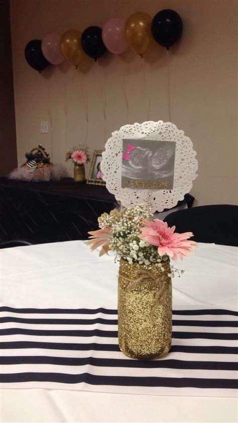 1000 ideas about baby shower centerpieces on