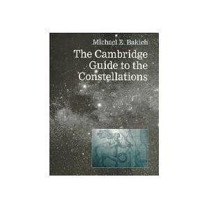 cambridge university press libro a walk through the cambridge university press libro la guida cambridge alle costellazioni