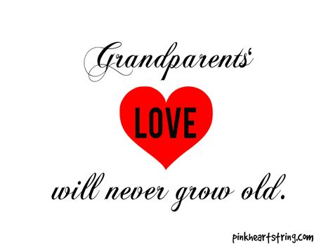 grandparent quotes pink string quotes for grandparents coz everyday