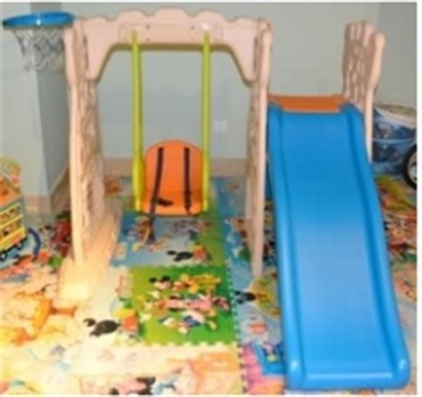 Toys R Us Swing And Slide Set Baby Kids