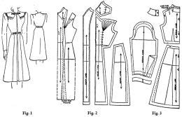 pattern generator sketch the step by step process of garment manufacturing
