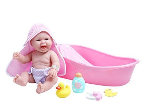 Baby Doll For Bathtub by Jc Toys La Realistic Baby Doll Bathtub Gift Set Featuring