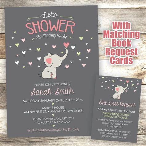 Baby Shower Invitation Templates Baby Shower Invites Etsy Easytygermke Com Invitation Etsy Baby Shower Invitation Templates