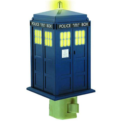 Doctor Who Tardis Night Light Tardis Lights