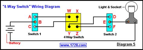 4 way switch wiring diagram australia 4 automotive