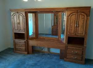 size wall unit bedroom set for sale classifieds