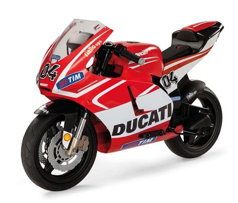 Ducati Kindermotorrad by Pedal Power