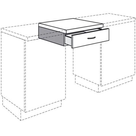 schublade unter arbeitsplatte bauen unterbauschubkasten unter arbeitsplatte
