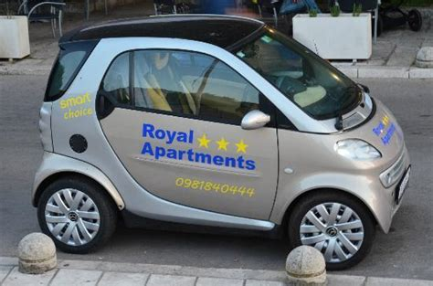 smart car rental uk rental smart car picture of royal apartments korcula