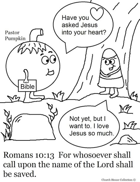 autumn coloring pages for sunday school church house collection blog pumpkin coloring pages for
