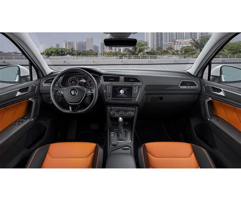 volkswagen tiguan 2015 interior new tiguan redesign autos post