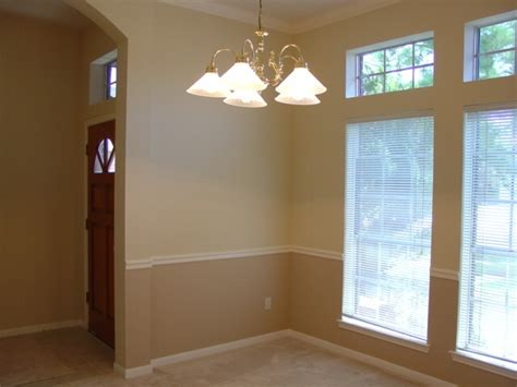 two tone dining room paint 58 best images about two tone room colors on pinterest