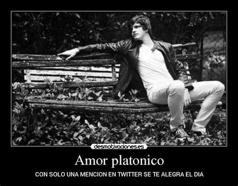 mas que un amor platonico que es un amor platonico taringa