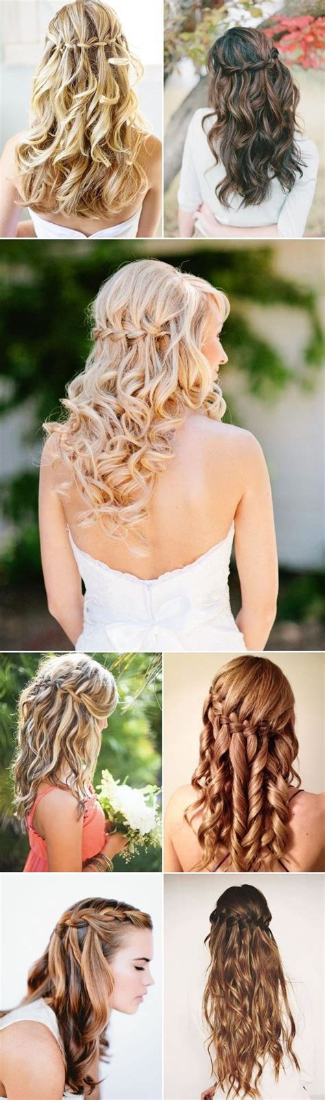 Wedding Hairstyles For Bridesmaids Braids by 30 Bridesmaid Hairstyles For Hair Popular