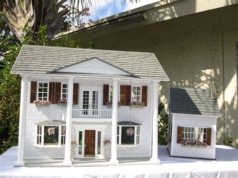 dollhouse mansion dollhouses by robin carey the southern mansion dollhouse