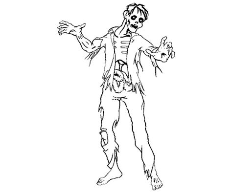 zombie mask coloring page scary zombie coloring pages coloring home