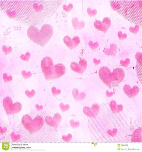 corazones rayados imagenes de archivo imagen 31017594 corazones rayados rosados en el papel viejo fotos de