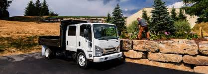 Isuzu Cars Canada Isuzu Commercial Vehicles Low Cab Forward Trucks
