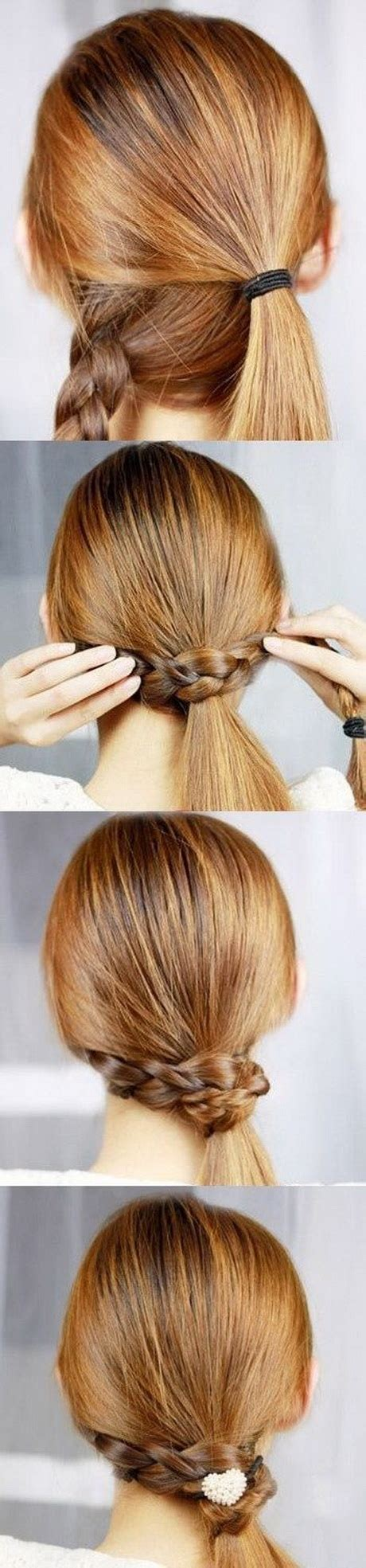 hairstyles to do that are easy easy to do hairstyles for long hair