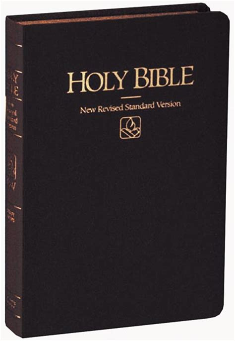 nrs bible nrsv augsburg fortress gift and award bible black