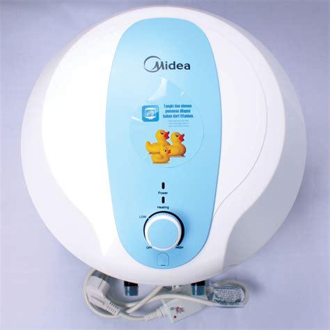 jual midea water heater pemanas air listrik terbaru d15