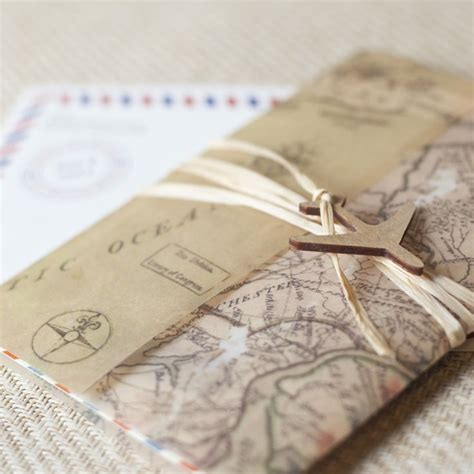 travel themed wedding invites travel themed wedding cards wedding invitatios