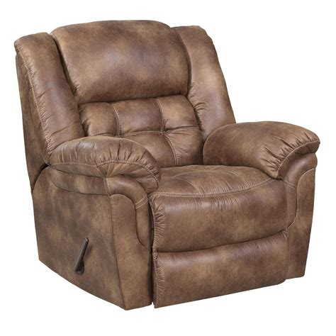 Johnny Janosik Recliners by Homestretch 129 Casual Rocker Recliner Johnny Janosik