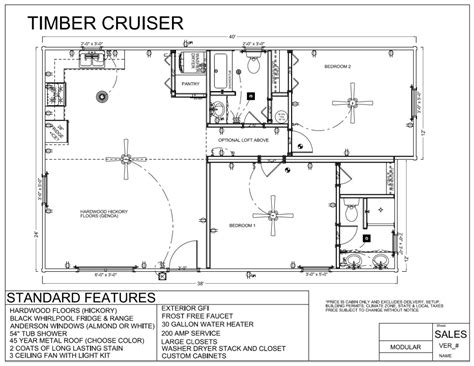 modular cabin floor plans 40 x 24 timber cruiser modular log cabin mountain