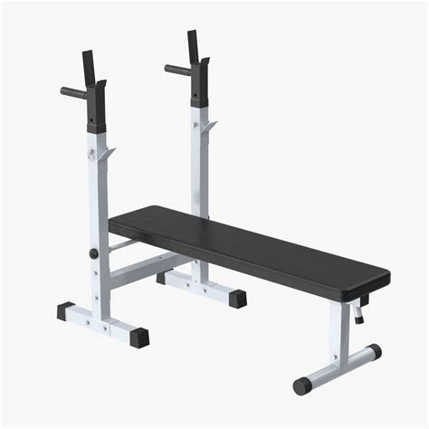 image 3 0 weight bench 3d model weight bench