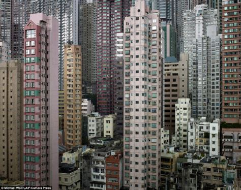 stunning images of hong kong living cubicles that look