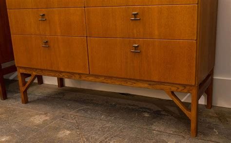 double chest of drawers furniture b 248 rge mogensen double chest of drawers at 1stdibs