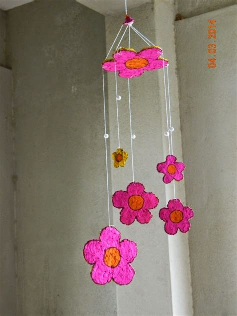 Paper N Craft - diy upcycled wind chime ideas recycled things