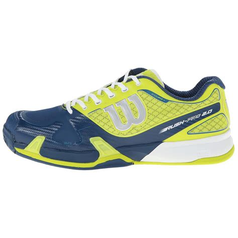 wilson pro 2 0 clay court tennis shoes sports shoes