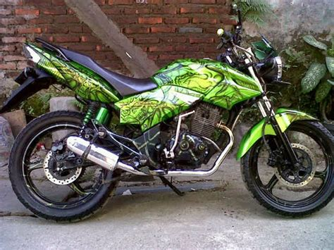 Modifikasi Motor Tiger by Modifikasi Tiger Foto Dan Gambar Motor Honda Tiger Modif