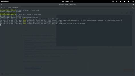tutorial linux deploy tutorial cara install odoo 8 dan 9 di linux