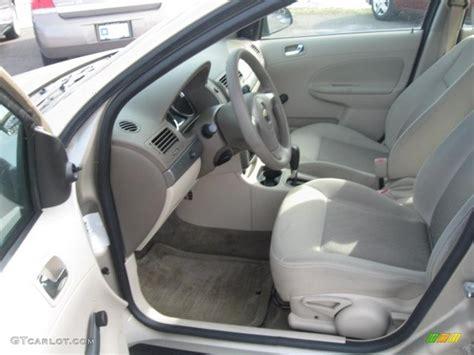 2007 Chevy Cobalt Interior by 2007 Chevrolet Cobalt Ls Sedan Interior Photo 45534143