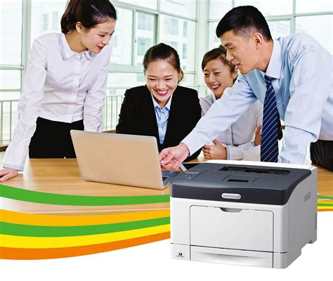 fuji xerox docuprint p365 d helps smes delivers speed and