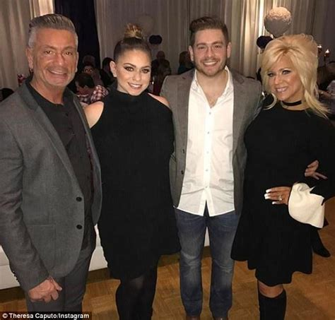 larry caputo long island medium larry victoria larry jr and theresa caputo of long