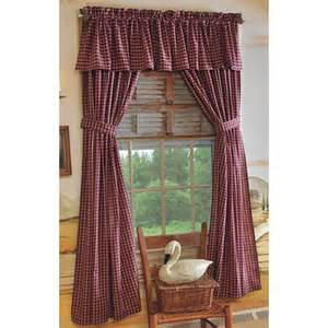 Primitive Country Kitchen Curtains Bj S Country Charm Primitive Curtains Homespun Curtains Curtains