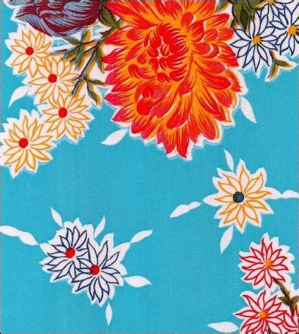 Vintage Patterns On Oilcloth by Loving Mexican Oilcloth Patterns For The Baby S Room