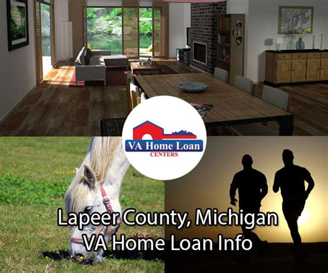 lapeer county michigan va loan information va hlc