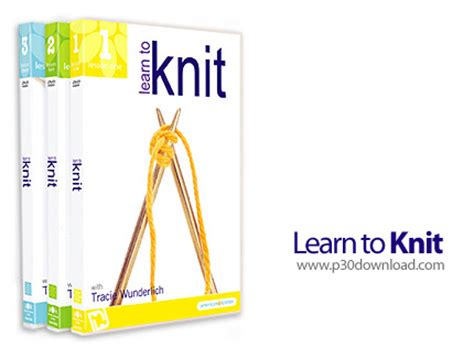 is learning to knit learn to knit a2z p30 softwares